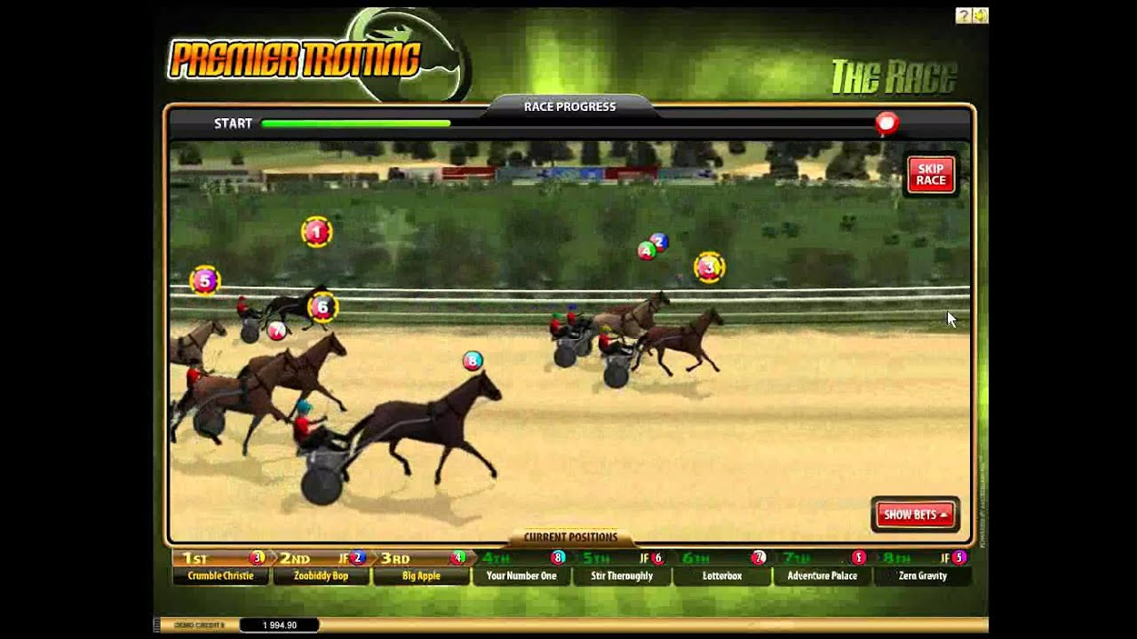 maxresdefault premier trotting game in play youtube