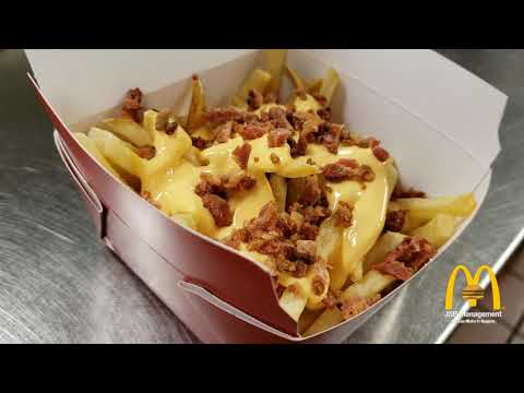 Tony Sandoval on The Breeze - How can you make McDonald's Fries better....?  With BACON!!