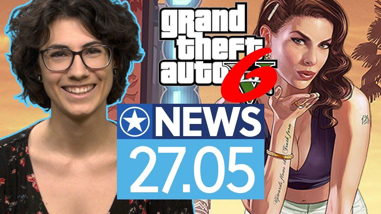 GTA 6: Finanzreport verrät wahrscheinlichen Release - News