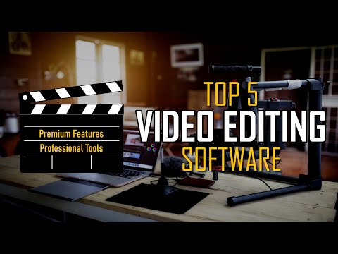 Top 5 Best VIDEO EDITING SOFTWARE Of 2019