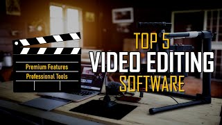 Top 5 BEST VIDEO EDITING Software for YouTube! (2020)