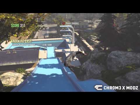 Discussion - Chr0m3 x MoDz - Goat Simulator Xbox 360 Leaked Gameplay