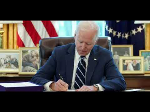 Joe Biden Signs The Stimulus Package Checks Will Go Out This Weekend