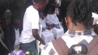 mtoto Patrick amezikwa katika makaburi ya kinondoni jijini Daresalaam
