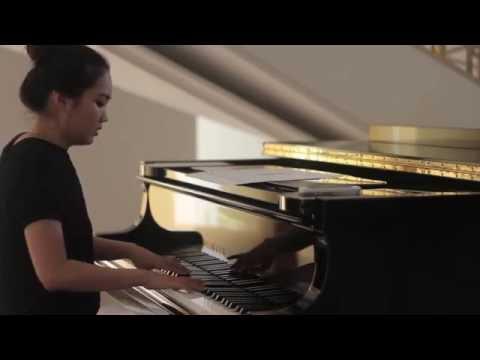 Suara Hati Seorang Kekasih - AADC piano cover