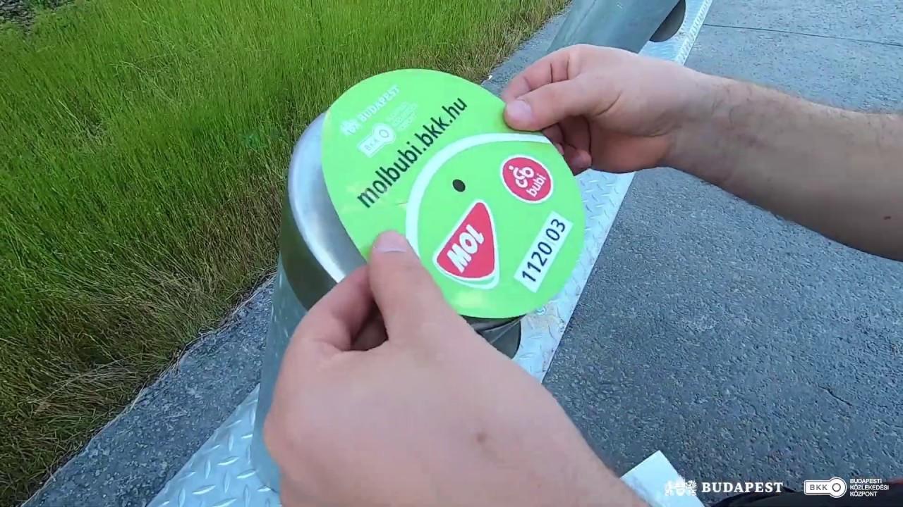 BudaPart GATE elnevezéssel új MOL Bubi gyűjtőállomást alakítottak ki Újbudán