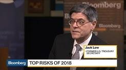 Ex-Treasury Secretary Lew on U.S. Leadership, Tax Bill