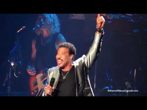 Lionel Richie - SAIL ON - Madison Square Garden, New York City - 8/19/17
