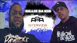Gillie Da Kid Remembers Talking To AR-AB After He Got Shot