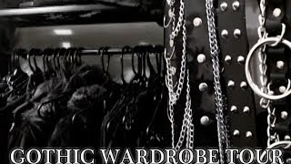 Epic Goth Wardrobe Tour! | Black Friday