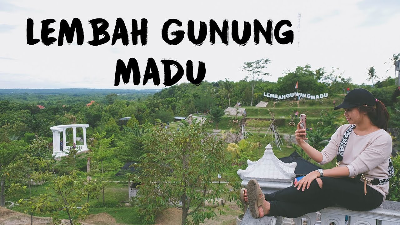 Wisata Lembah Gunung Madu Simo Boyolali Part 2