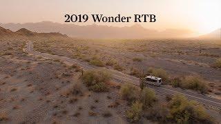 2019 Wonder Rear Twin Bed