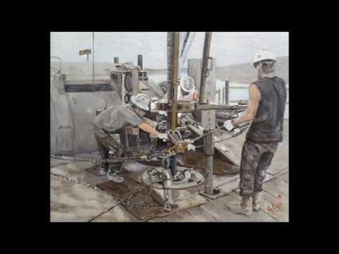 Oilfield art video