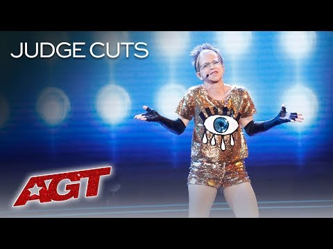 """Valerie Sassyfras Performs The ICONIC """"Girls Night Out"""" Remix - America's Got Talent 2019"""
