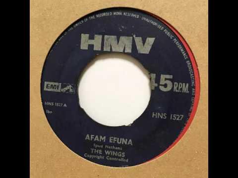 The Wings -  Afam Efuna