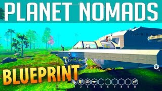 PLANET NOMADS #046 | Colossus Blueprint | Gameplay German Deutsch thumbnail