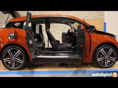 2014 Bmw I3 Electric Car Walkaround With Bmw S Head Of Ev Operations