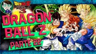 Dragon Ball Z Budokai Tenkaichi 3 hard parte 22