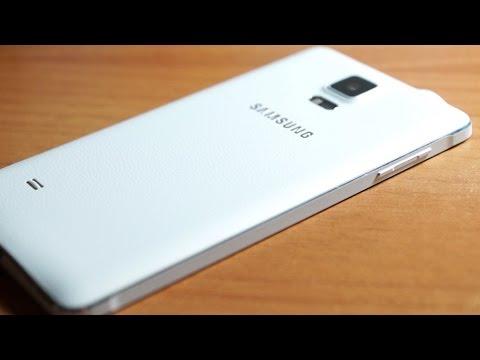 Samsung Galaxy Note 4 - Video Recensione ITA