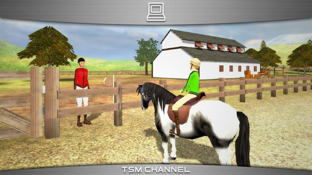 Rider s World   I Want To Ride  part 1   Horse Game   1080p HD     Rider s World   I Want To Ride  part 1   Horse Game   1080p HD    YouTube