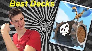 Top 5 Skeleton Barrel Decks