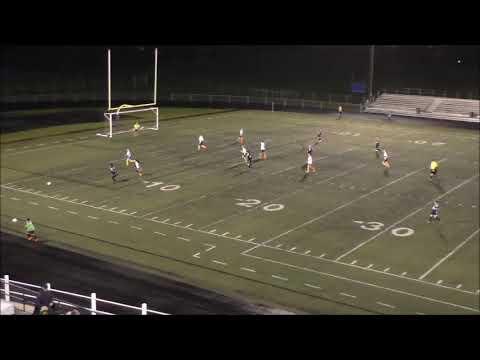 Spencer Middle School Soccer vs. Summersville Middle School Varsity 10-15-18