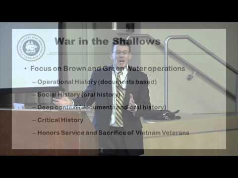 """""""War in The Shallows: U.S. Navy in Vietnam, 1965-68"""""""