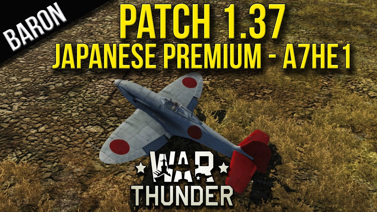 War thunder patch 1.37 matchmaking