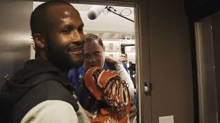 Champ Bailey - Waiting for the Knock...