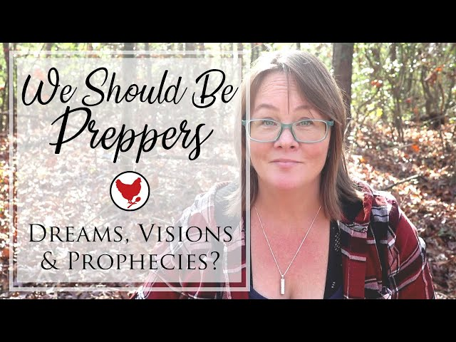 WE SHOULD BE PREPPERS | Devotional