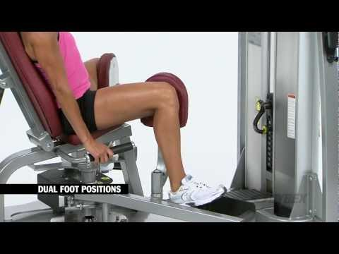 Cybex Eagle Abductor Adductor