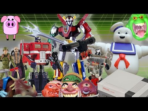 Best 80s Toys Of All Time 2 - SlappedHamTV