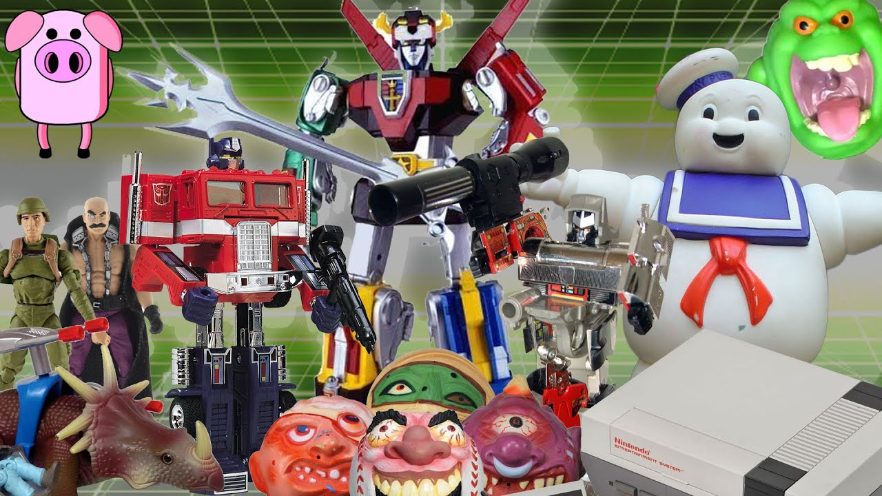 Top 80s Toys : Best s toys of all time slappedhamtv youtube