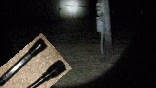 Tactical Flashlight review. LED CHEAP, BULLET PROOF & TONS OF LIGHT!