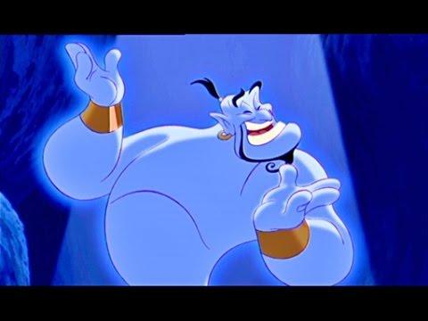 Genie - You're Welcome (Moana)