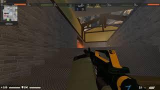 Counter Blox 1v2 Log # 46 | Roblox