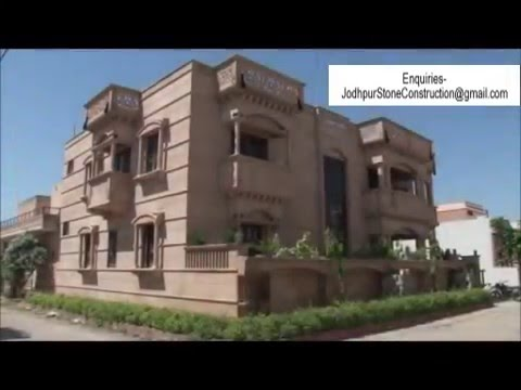 Beautiful Jodhpur Stone Home