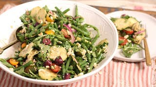 A Green Bean Salad You&#39ll Want To Eat!
