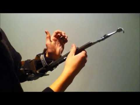 Hidden Blade And Hook Blade Youtube