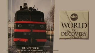 The Red Express, Trans Siberian Railway (480p)