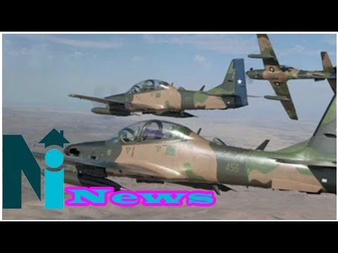 Us agrees to sell 12 super tucano planes to nigeria