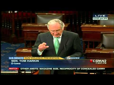 Sen. Tom Harkin D-Iowa: Speech Amendment 730