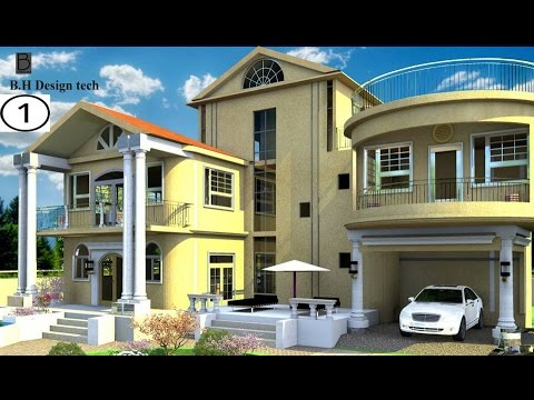 New house plans and interior designs for january 2016 for Latest house design 2016