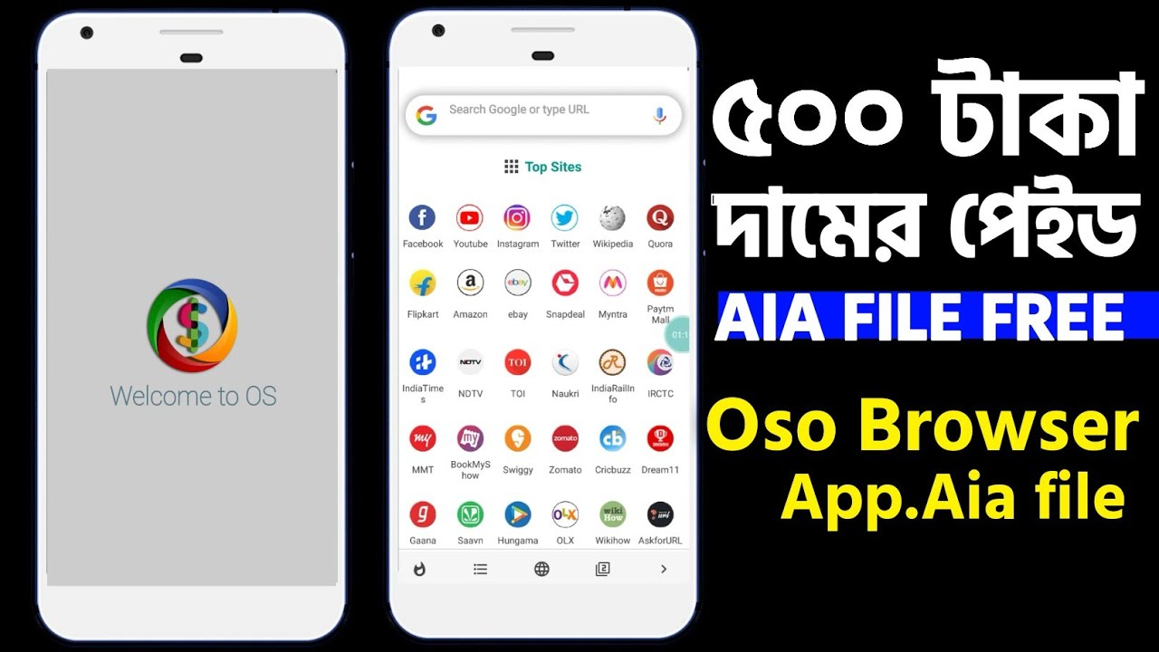 Browser App Aia File  Best Quality browser Aia File In Thunkable  Appybuilder THE NETiN