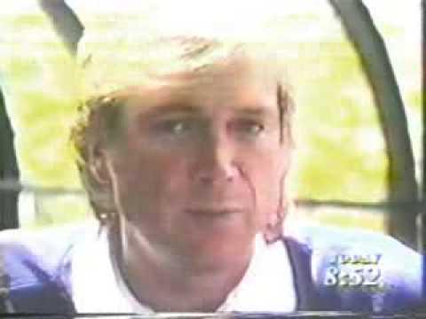 Justin on Australian TV