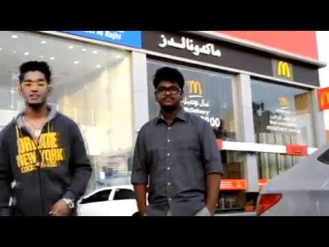 How To Order Mc Donalds Like A BOSS !!! * Arab Version - Hi Rez *