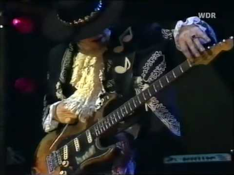 Stevie Ray Vaughan - Live 1984-08-25 - Third Stone From The Sun
