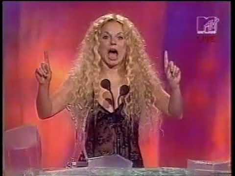 Mariah Carey MTV Europe Music Awards 1999