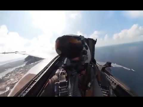 Fighter Jet Dogfight POV 360 Degree Camera (Not 360 Video)
