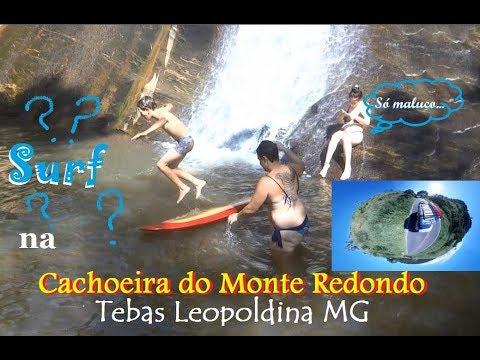 Toyota Bandeirante - Cachoeira Monte Redondo - Diversão em Família - Tebas Leopoldina MG